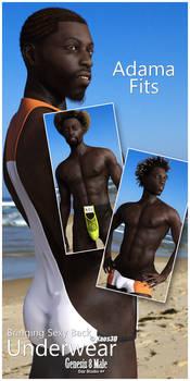 FM - BSB - Underwear for G8M - Adama Fits