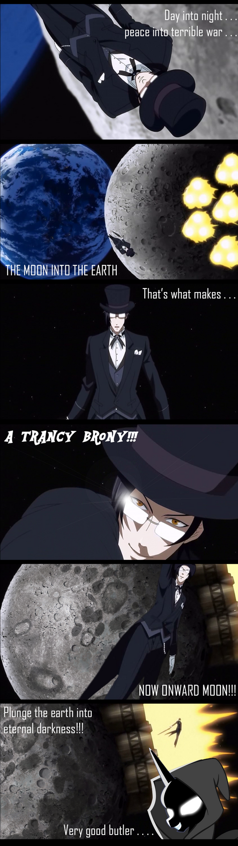 Contracts are Magic: Trancy Brony by sweeneykitkat