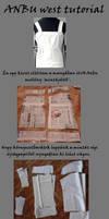 ANBU vest tutorial