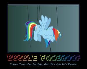 Double Facehoof, Rainbow Dash