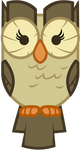 Owloysius, MLP:FiM by AtomicGreymon
