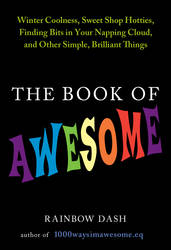 Book of Awesome - Rainbow Dash
