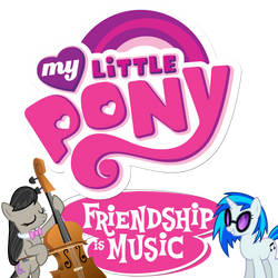 Friendship is Music by AtomicGreymon