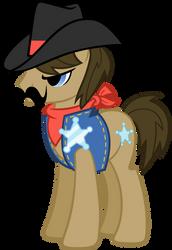 Sheriff Silverstar by AtomicGreymon