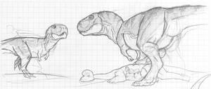 Tyrannosaurus II