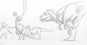 Tyrannosaurus IV