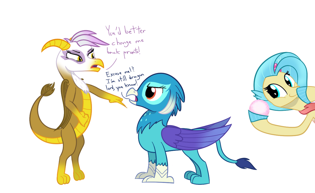 Species Swap By Hypnopony On DeviantArt