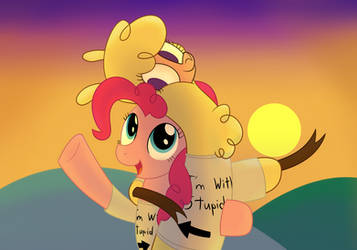 Ponk and Pap