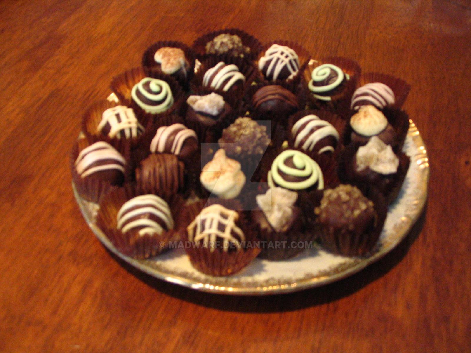 Liquor Chocolates by madwarf on DeviantArt