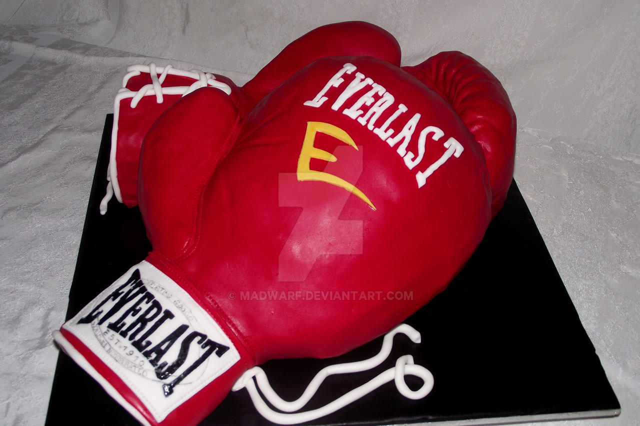 Boxing Fondant Cake Tippers