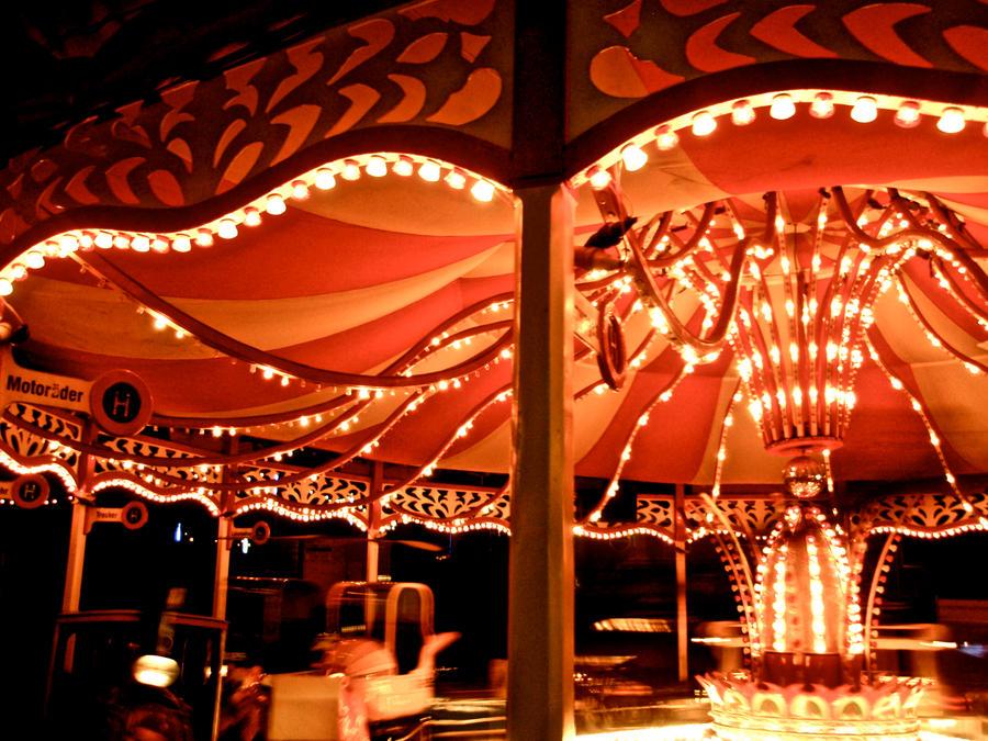 carousel by MidnightOfRain