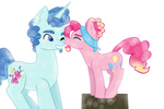 Pinkie and Party Favor