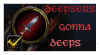 Deepsers gonna deeps by P-3a