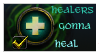 Healers gonna heal by P-3a