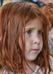 redhead by Yair-Leibovich