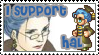 I Support Hal :Stamp: by magedusted