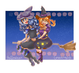 Fairies and Witches