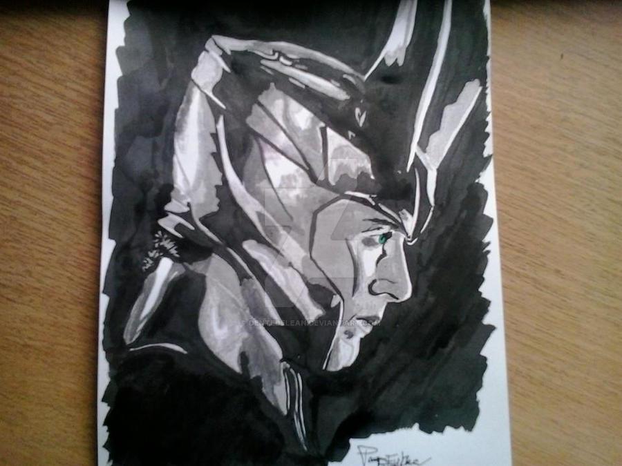 Loki by dentedelean
