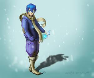 Art Trade: PrideAlchemist7 - Winter Frost by Archgear