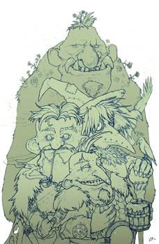 Troupe of Trolls
