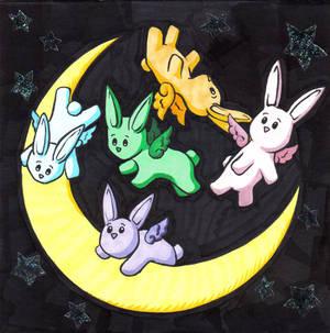 Bunnies for Jillyfoo