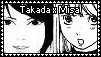 Takada x Misa stamp by DeathNote-Yuri-Club