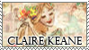 Claire Keane stamp by Sycil