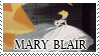 Mary Blair stamp by Sycil