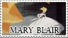 Mary Blair stamp by Sycil