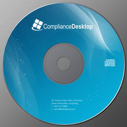 Corporate CD-Cover Design by bennywai