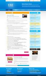 EB website revamp by bennywai