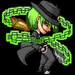 Hazama - Blazblue