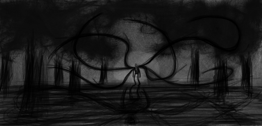 Slenderman By GoHumansGo On DeviantArt