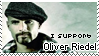 I support Oliver Riedel by Nitzume