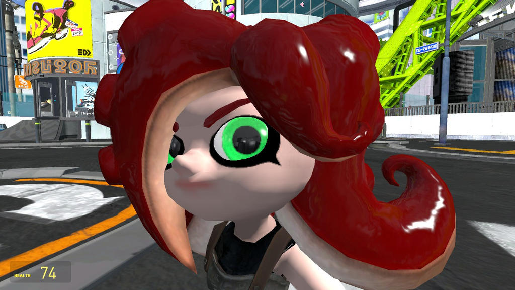Gmod | Octoling Death Stare by TinaClementine on DeviantArt