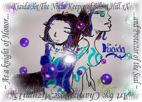 Kiaida..OC for SH4