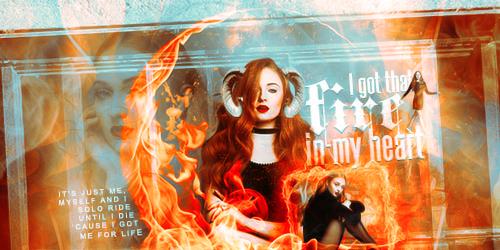 fire in my heart by mxlfoy