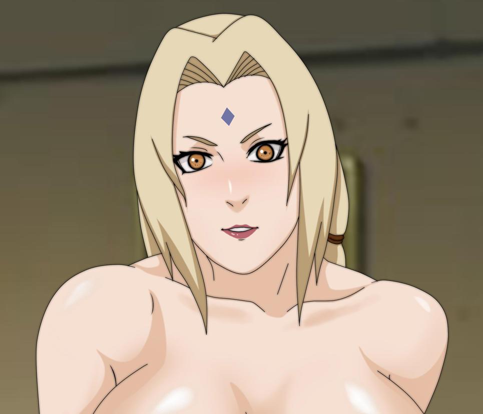 naked and naruto lady tsunade