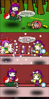 Lotus Land Story in a Shellnut by FullHitPoints