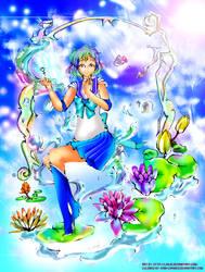 Sailor Mercury by Kami-Chan123