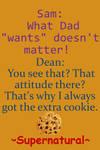 Extra Cookie