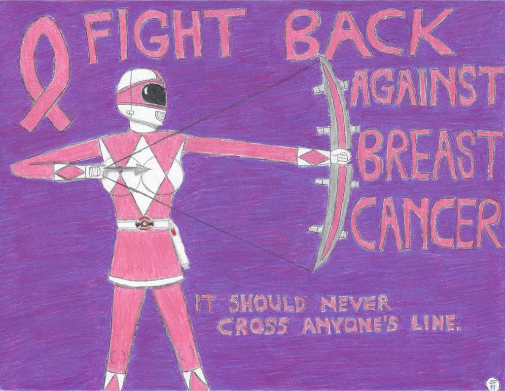 Heroes Against Breast Cancer - MM Pink Ranger by SunfireRanger