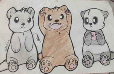 We Bare Bears OwO