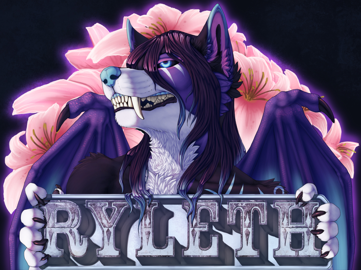 CMS: Ryleth Badge by T0xicEye