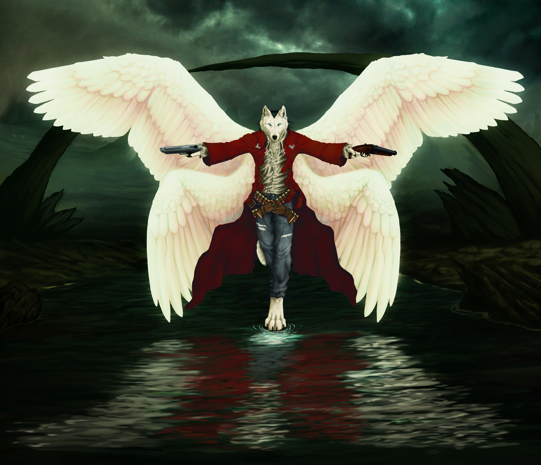 WI: Lazarus rising by T0xicEye