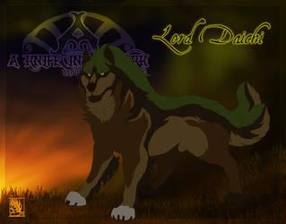 AKitD: Lord Daichi ref sheet
