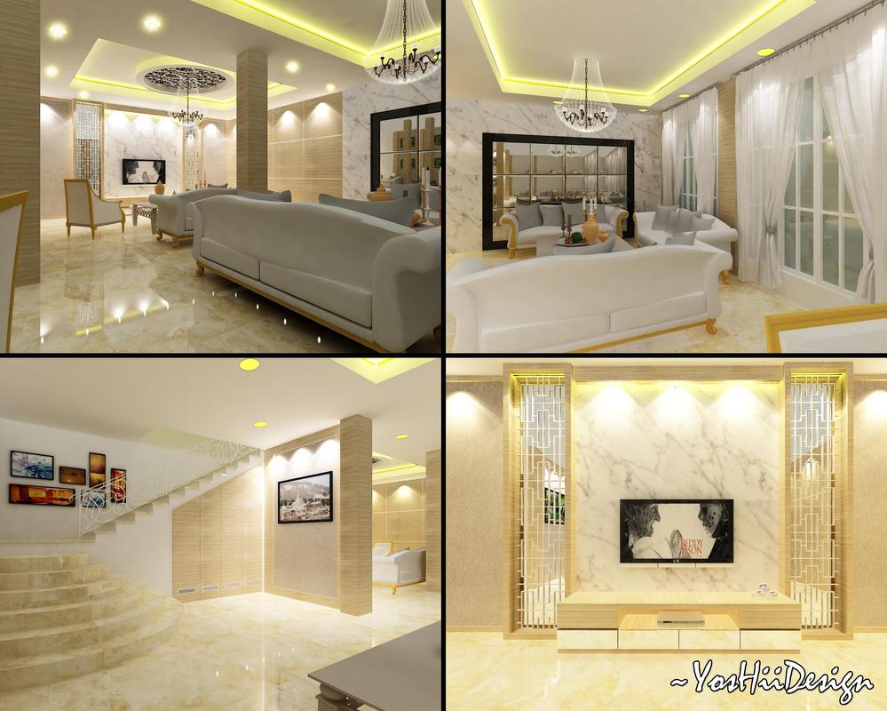 Italian Royal Living Room Full View by ForevaloneJackk on DeviantArt