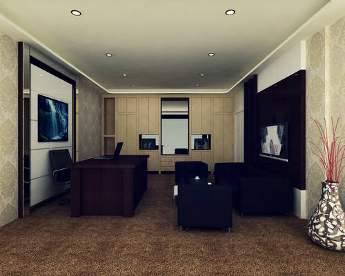 Old office renovated