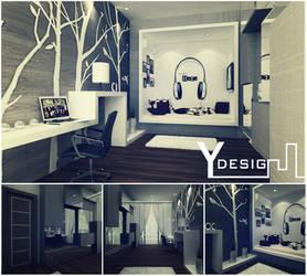 Desired Dorm Room Design
