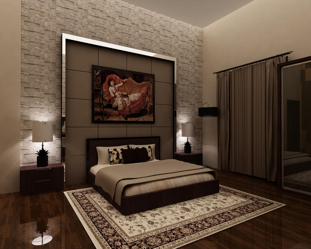 Semi Classic Adult Bedroom By ForevaloneJackk ...